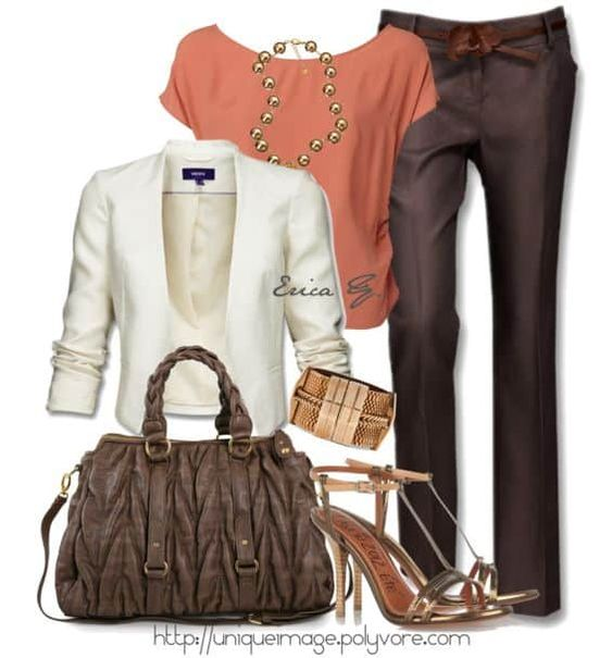 Awesome Brown Pants Women