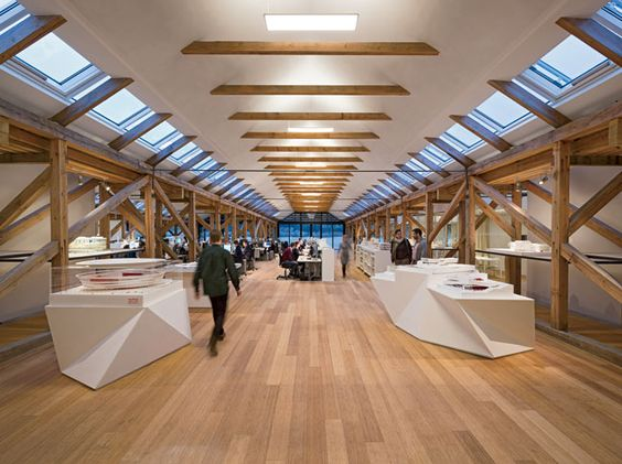 Oficinas propias, Copenhague, Dinamarca - 3XN Architects - © Adam Mørk
