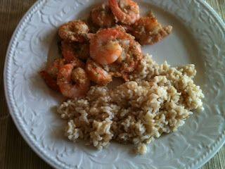 Baked Shrimp Oregano