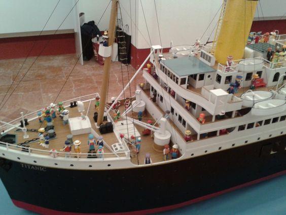 Titanic de Playmobil