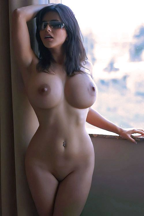 Hot beautiful girl body nude