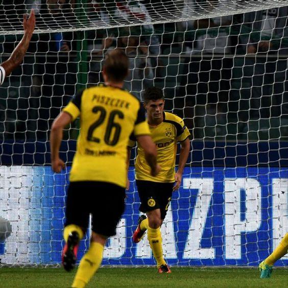 Optimism abounds at Dortmund after imposing UCL opener at Legia Warsaw