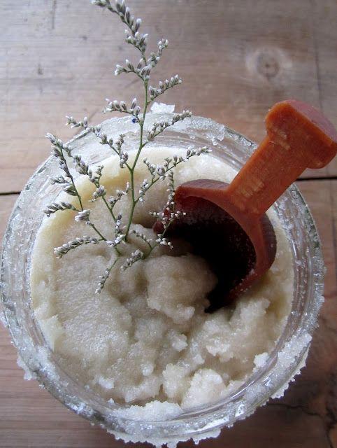 lavender scrub recipe