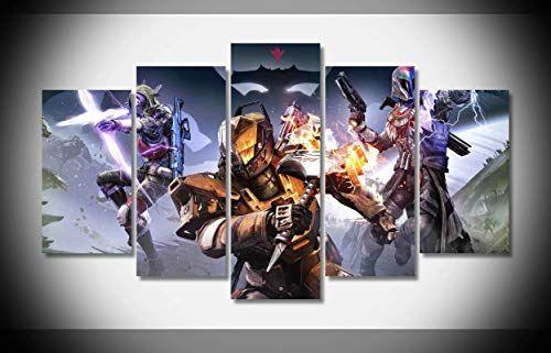 Destiny Taken King poster print