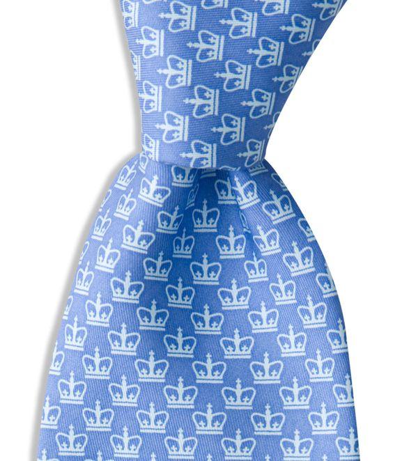 Columbia University Tie from Vineyard Vines....Must Buy This!