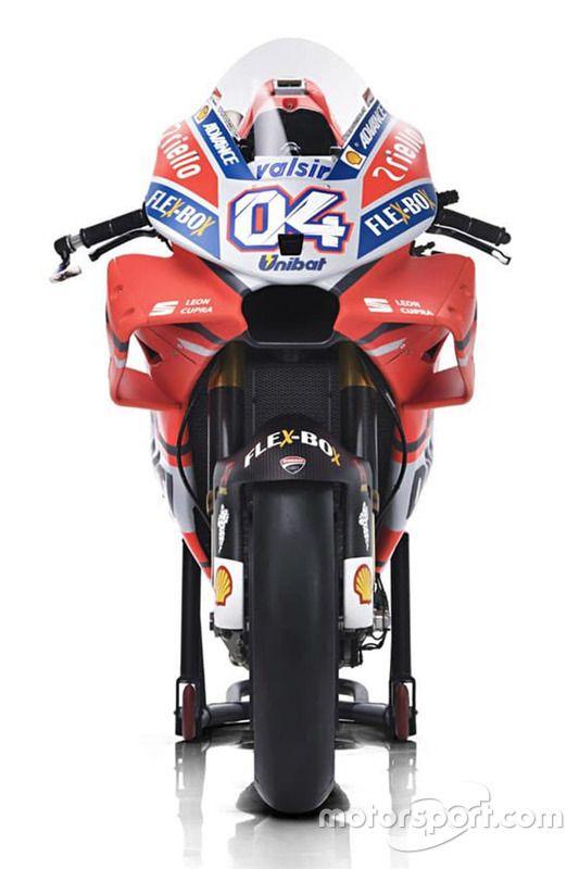 Ducati Desmosedici Gp18 Ducati Et Guzzi