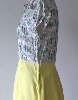 How to identify 1930's and 1940's vintage clothing