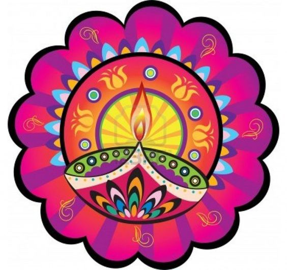 Diwali, Rangoli designs and Diwali rangoli on Pinterest