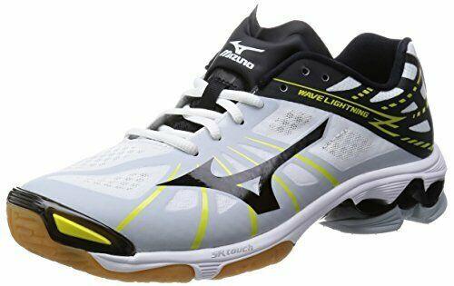 Ebay Sponsored Mizuno Volleyball Shoes Wave Lightning Z Old Model V1ga1500 08 White Black Volleyball Shoes Mizuno Volleyball Asics Volleyball Shoes