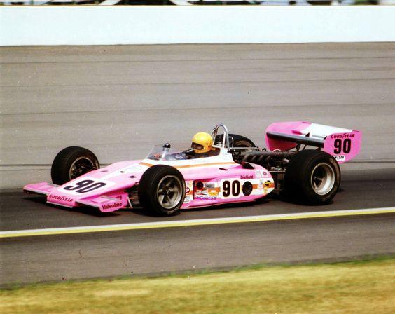 Mancata qualificazione a Indy '77. pinterest.com