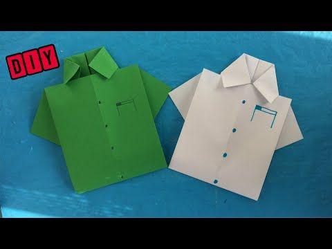 Diy Vaderdag Kaart Knutselen Super Makkelijk Vouwen Met A4 Papier Father S Day Craft In 2020 Knutselen Met Papier Origami Vouwen Makkelijk Vaderdag Knutselen