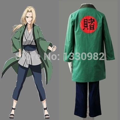 lady tsunade costume how to - Google Search