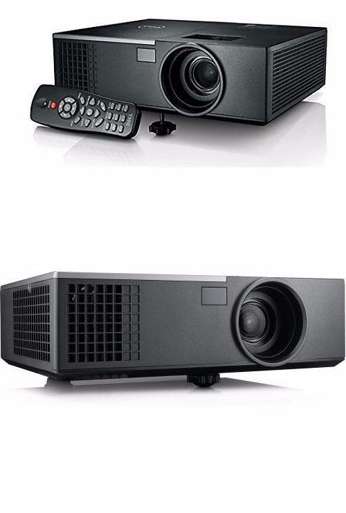 Projectors 25321 Dell 1550 3d Dlp Projector 4 3 Buy It Now Only 600 On Ebay Projectors Projector Projector Ebay Audio In