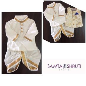 Boys Dhoti Kurta Indian ethnic wear for boysNewborn/'s Indian dress Dhoti kurta for baby boyDhoti Kurta for kidskurtaDhoti Boys