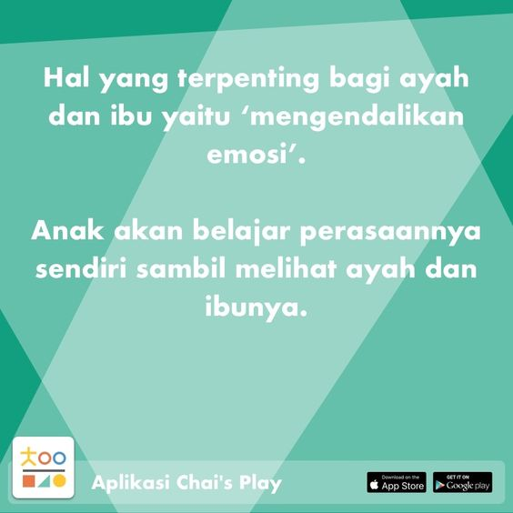 Quotes Kendalikan Emosi Orangtua Pendidikan Kepemimpinan Psikologi