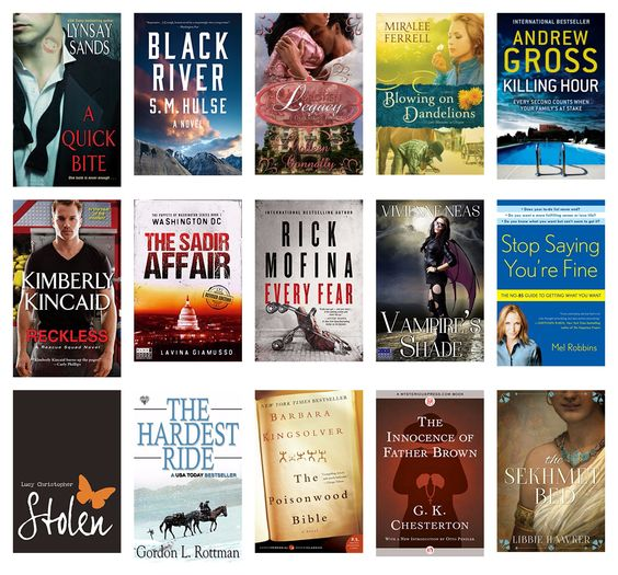 Here are your 6 FREE & 9 discount Kindle books for May 26:  https://ohfb.com/category/featured/?date=20160526