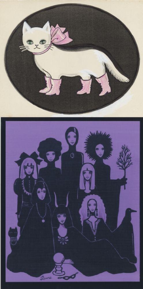 増田セバスチャンが見つけた「もうひとつの内藤ルネ」展 | PARCO MUSEUM | パルコアート.com