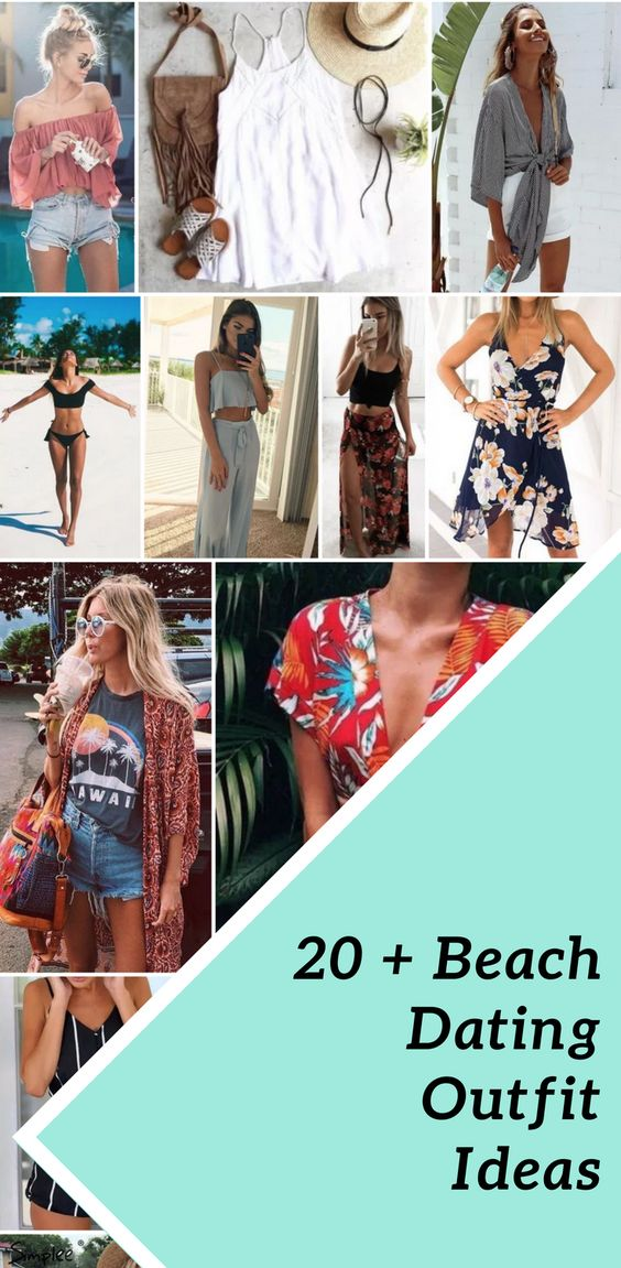 20+ casual but stunning beach outfit ideas  - Todaywedate.com