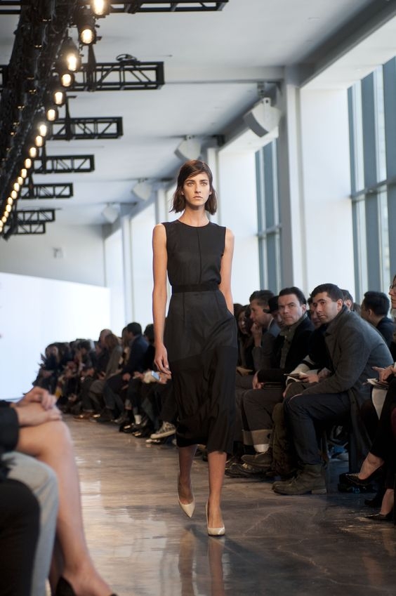 Later, Classic Suiting! Theory Turns Work Wear On Its Head #refinery29
