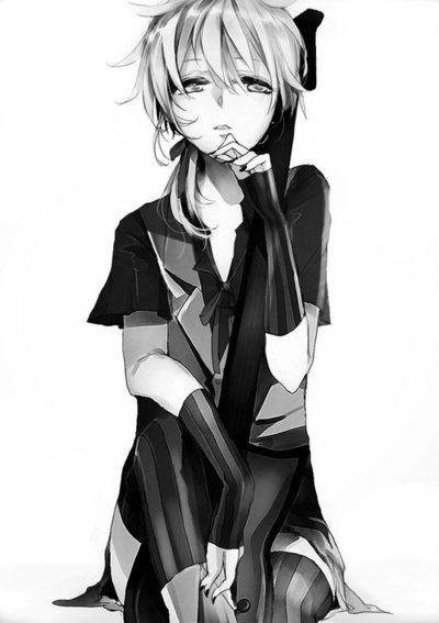 Pics For > Anime Guy With Black Hair Tumblr | Anime Boys ...