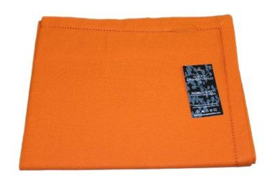 £9.99 - £14.99 Solid Orange Tablecloth