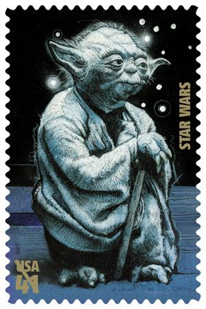 Star Wars Celebration IV & USPS Star Wars Stamps