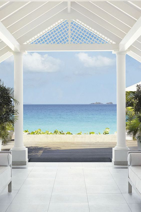 Cheval Blanc St Barth Isle De France, French West Indies is the FHRNews #AmexFHR #luxury #hoteloftheday for Monday, September 5.