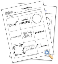 math worksheet : word plexer puzzle  worksheetworks  something cute for the  : Worksheet Works Subtraction