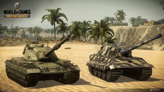 world of tanks xbox 360 | World of Tanks: Xbox 360 Edition ab sofort weltweit verfügbar!