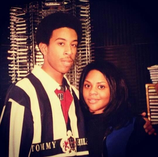 Young Ludacris and Lil...
