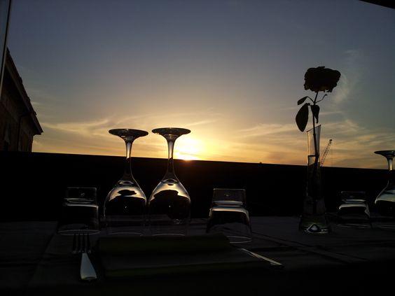 tramonto ristorante la terrazza ancona http ...