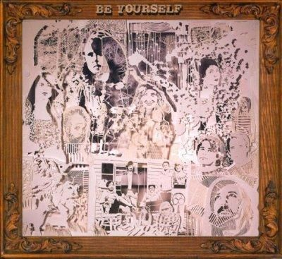 Various - Be Yourself: A Tribute to Graham Nash's Songs for Beginners, Grey