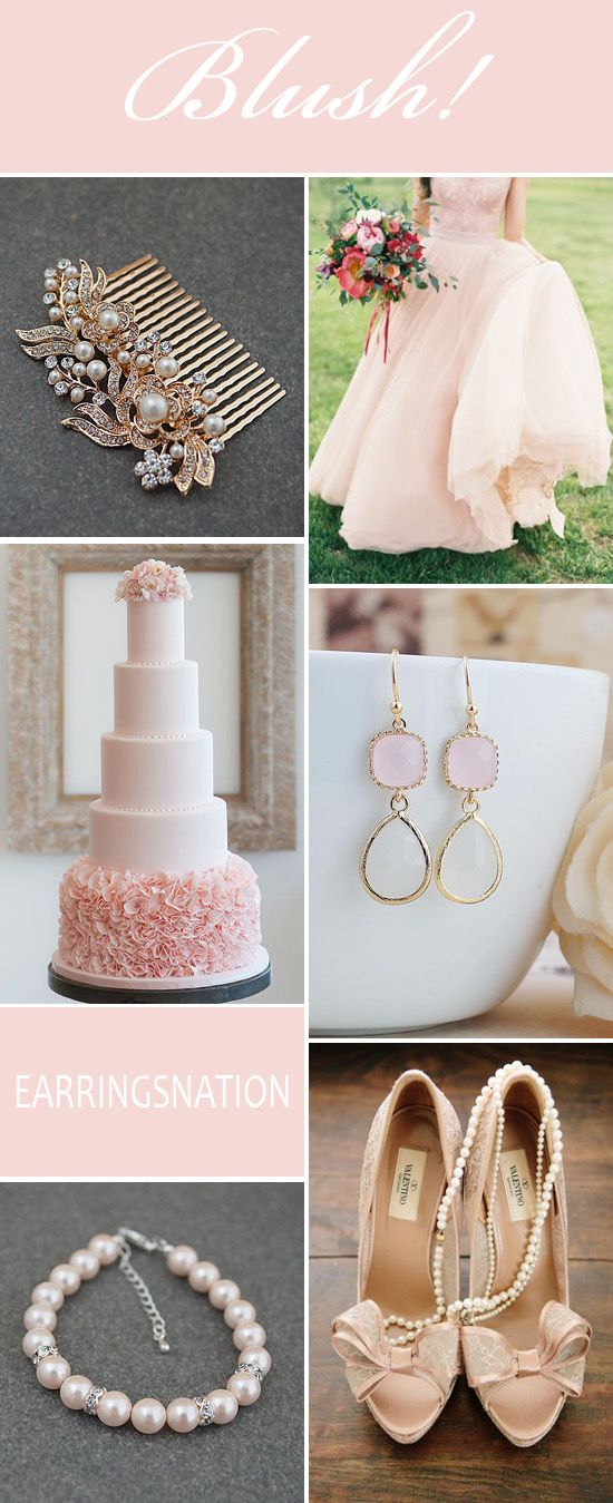 Blush Wedding inspirations