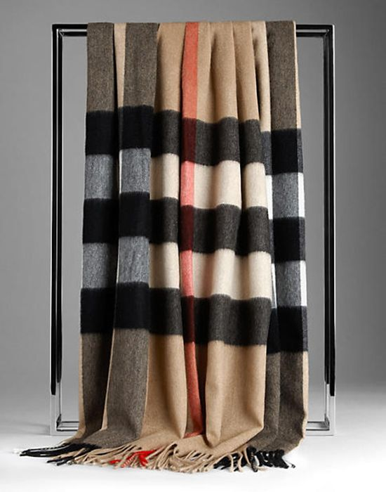 Burberry Plaid. Do You Live In It?