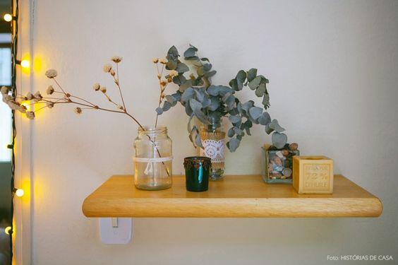 29-decoracao-apartamento-alugado-pisca-pisca-prateleira