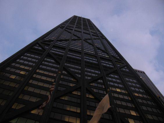 chicago, John hancock building