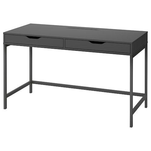 Micke Desk White 55 7 8x19 5 8 Ikea Grey Desk Alex Desk Ikea Alex Desk
