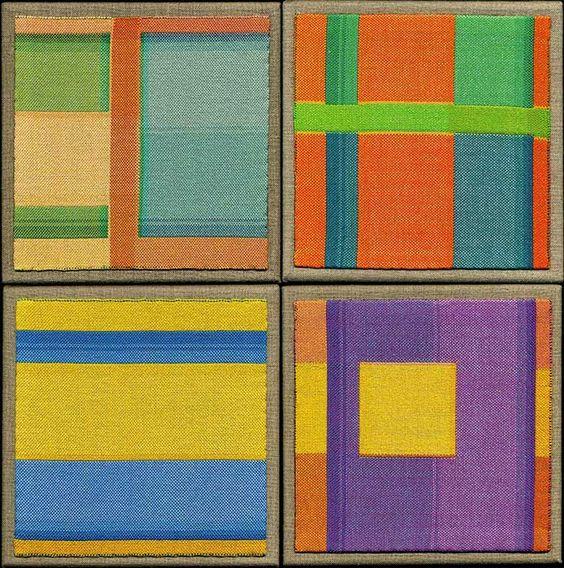 Tanzer's Fiberworks » Quartet-2