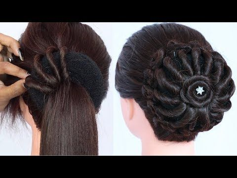 New Twisted Juda Hairstyle Hairstyle For Wedding Guest Updo Hairstyles New Hairstyles Youtube Hair Styles Hairstyles Juda Wedding Guest Hairstyles