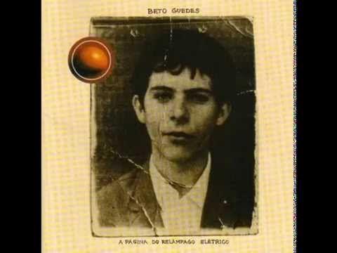 A Página Do Relâmpago Elétrico- 1977- Beto Guedes (Completo) - YouTube
