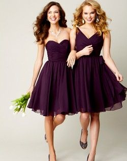 Love! Bridesmaid dresses