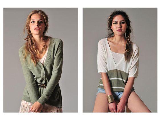 AUTUMN CASHMERE WOMENS FALL 2012 #womenswear #knitwear #sweater #cashmere #womensfashion #fashiondesigner #designer