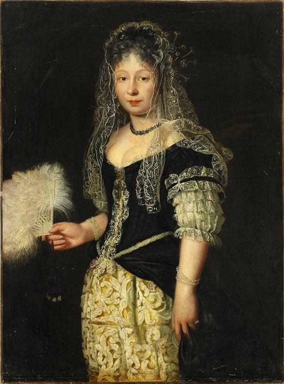 Jakob Ferdinand Voet (Flemish, 1639–d. ca. 1700) Portrait of Florentine lady