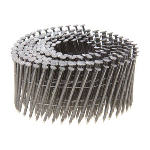 15 Degree Wire Coil Collated Nails 316 Stainless Steel Nails And Screws Steel Siding 316 Stainless Steel