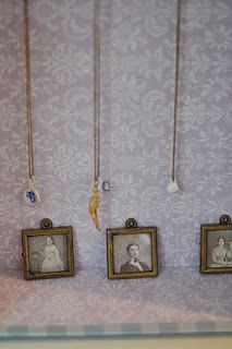 Necklace with china...