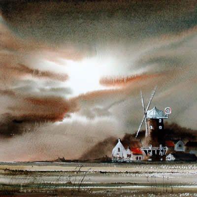 Keith Nash - Norfolk artist: