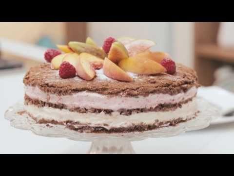 Torta De Frutas E Sorvete Receitas Nestle Youtube Tortinhas