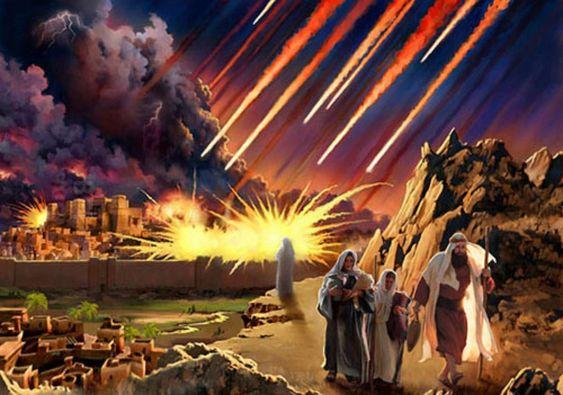 Sodoma, Gomora