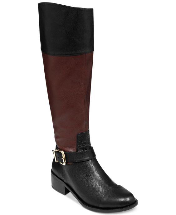 Vince Camuto Leisha Tall Wide Calf Boots