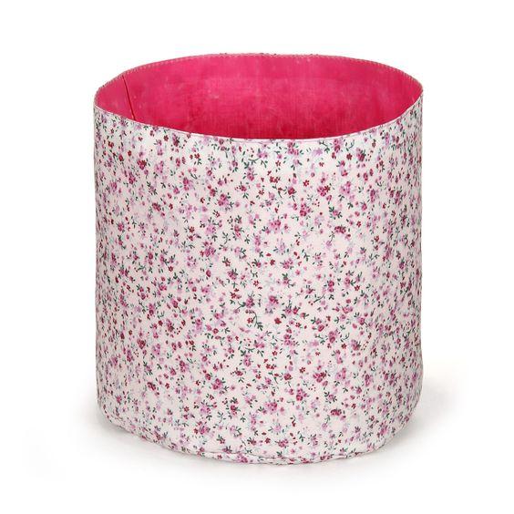 Petit panier en tissu liberty pour enfant Rose - Maringa - Les boites de rangements - Rangements enfants - Tout pour le rangement - Décoration d'intérieur - Alinéa